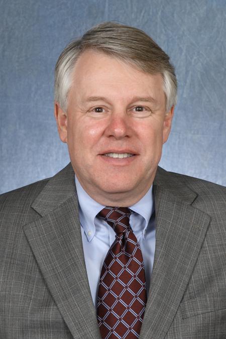 Past President John K. Greiner