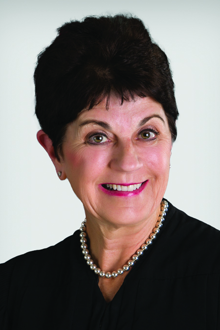 Judge Rita Donovan Hathaway