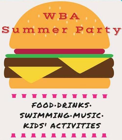 WBA Summer Party