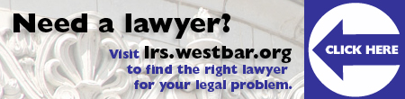 Need a lawyer? lrs.westbar.org